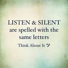 Listening Quotes Awesome Wisdom Quotes Listen And Be Silent How Many People Do You Know