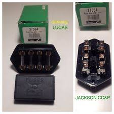 vehicle fuses and fuse boxes in brand lucas lucas 6fj 37564 glass fuse box fuses for cars fuse boxes inside the