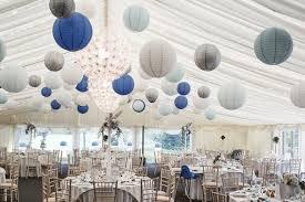 Paper Wedding Decorations Uk White Paper Pom Poms Wedding Paper Lanterns Wedding