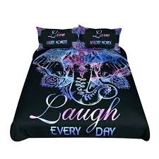 queen size duvet cover set elephant bedding set queen size duvet cover lotus flower bed cover