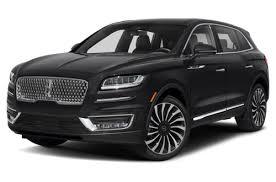 2019 Lincoln Nautilus Color Chart Cars Com