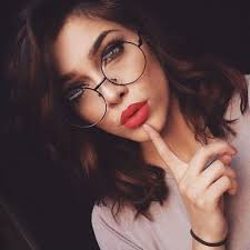 Image result for circle glasses