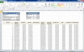 mortgage repayment formula excel loan calculator using turbofuture bi weekly payment