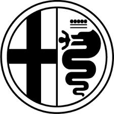 alfa romeo logo black and white. alfa romeo logo vector black and white m