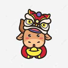 Trend 12+ gambar keren untuk profil. Gambar Sapi Lucu Dengan Gaya Kartun Barongsai Selamat Tahun Baru Cina 2021 Clipart Lucu Konsep Horisontal Png Dan Vektor Dengan Latar Belakang Transparan Untuk Unduh Gratis