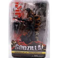 โมเดลก็อตซิลล่า รุ่น Godzilla VS Destoroty - Tootoys