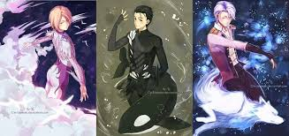 Image result for انیمه Yuri!!! on Ice