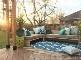 diy outdoor furniture. Bohemian Bliss In The Garden Diy Outdoor Furniture D