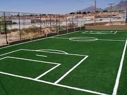 Green Grass Soccer Field Artificial Grass Synthetic Turf Chula