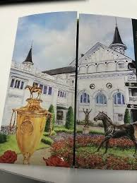 2019 Kentucky Derby Tickets Section 111 Full Clubhouse Box 6