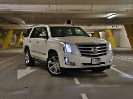 First drive: 2015 Cadillac Escalade in the UAE | Drive Arabia