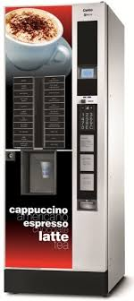 Hot Drinks Vending Machine Simple EVOCA CANTO Hot Drinks Vending Machine Business Vending
