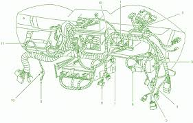 2001 ford mustang dash wiring diagram harness connector mustang wiring harness diagram 01 ford mustang wiring harness location diagram