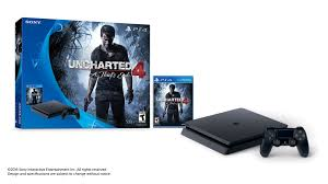 sony ps4 console. uncharted 4 playstation®4 bundle sony ps4 console