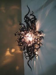 2018 mini black wall sconce light new hanging cute design murano chandelier led ceiling lamp with led bulbs from perfectlight 793 97 dhgate com