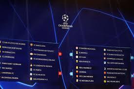 Gironi Champions League 2018/2019: calendario, risultati e classifiche