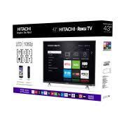 hitachi 43 inch smart tv. hitachi 43\ 43 inch smart tv