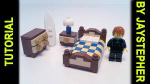 Lego Bedroom Tutorial Lego Guest Bedroom Set Cc Youtube