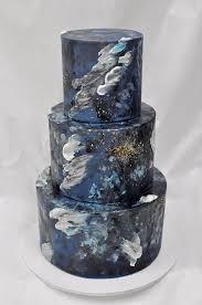 Modern Art Wedding Cake Jenny Wenny Flickr