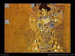 GUSTAVE KLIMT pittore biografia opere quadri -1-