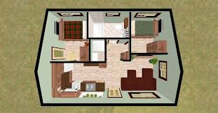 Small Picture Free Small House Blueprints Blueprint Plan Bedroom Craftsman Plans
