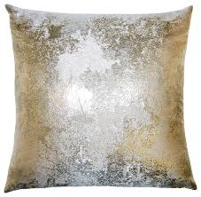 Decorative Pillows With Feather Design Simple Brillante Pillow Antiqued Pillow Contemporary Decorative
