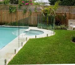 frameless glass pool fence north coast