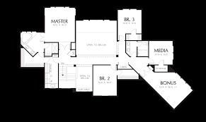 image for ingram two story plan with in law suite upper floor plan
