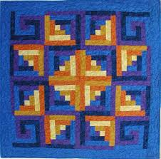 all about the log cabin quilt pattern