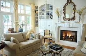 Traditional Living Rooms With Soft Colours