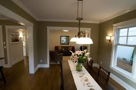 Two Color Living Room Two Tone Dining Room Color Ideas With Nice Dinning Room Fabulous