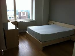 modern ikea malm bed honey shack