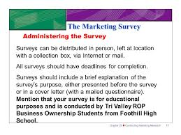 The Marketing Survey How To Construct A Survey Ppt Video Online