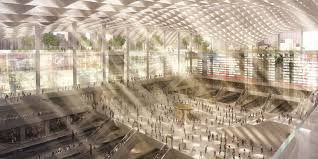 envisioning a new penn station the next madison square garden and the future of west midtown