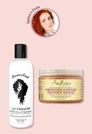 Bounce Cream Light Creme Gel Top Curly Hair Bloggers Share The Best Products For Curls