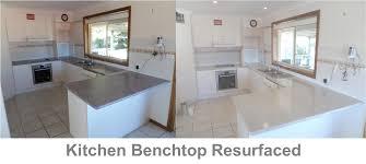 Kitchen Benchtop Bathroom Renovating Kitchen Resurfacing Port Macquarie
