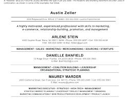 Sample Model Resume Sample Professional Resume