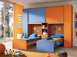 Image Twin Beds Interior Design Ideas Kids Bedroom Composition Vv S016
