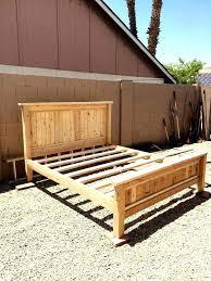 bed frame diy king bed frame instructions pallet bed frame diy king cool bed frames