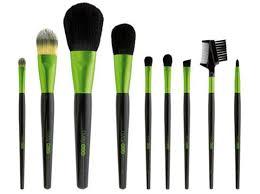 n brushes