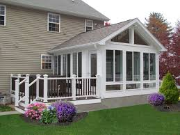 Fiesta Factory Direct for a Spaces with a Sunroom and Cathedral Sunrooms by  Four Seasons Sunrooms