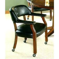 rolling dining chairs. Caster Dining Chairs Rolling Table With .
