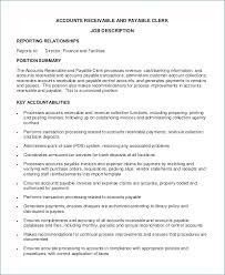 Accounts Payable Clerk Resume Igniteresumes Com