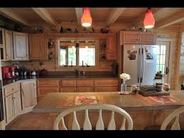 Small Picture Oak Cabinets Oak Cabinets White Appliances YouTube