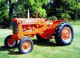 antique allis chalmers tractor ac d com ac d17 tractor