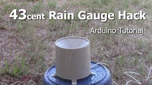 rain gauge sensor used for digital rain gauge