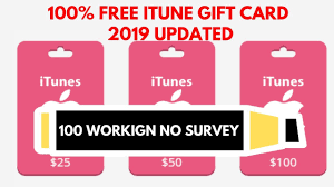 itunes gift card code generator no survey required updated 2019 free codes