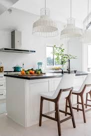 dream home 2018 white modern lake house kitchen on thou swell thouswellblog