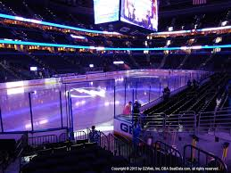 Amalie Arena View From Section 120 Dress Code Enforced Rows