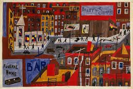 why the works of visionary artist jacob lawrence still resonate a century after his birth at the smithsonian smithsonian